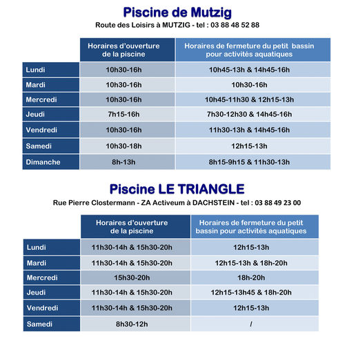 horaires 27.02-30.06.17