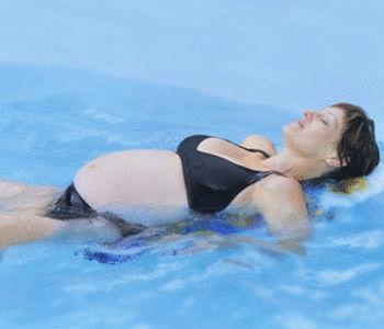 Fait mal le dos et le ventre de 24 semaines de la grossesse