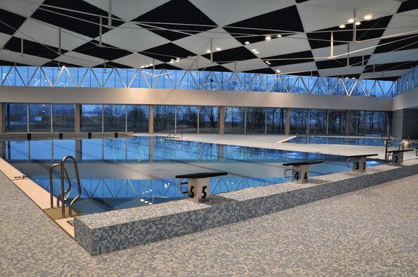 Piscine intercommunale le triangle for Tarif de la piscine